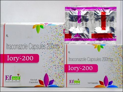 Iory-200 Capsules