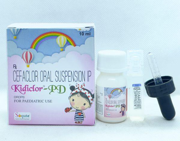 Kidiclor PD Drops 10 ML