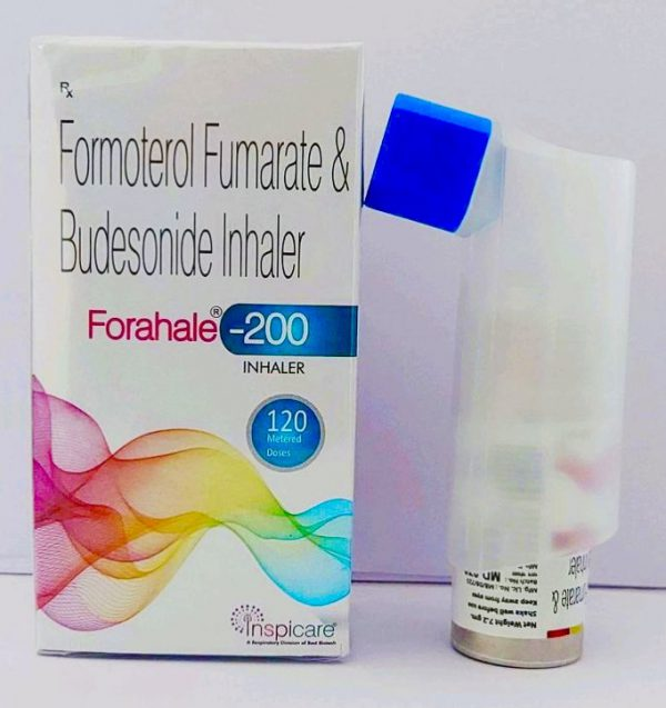 FORAHALE-200 Inhalers