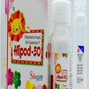 Hipod-50 Dry Syrup